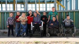 Забытые дети Украины